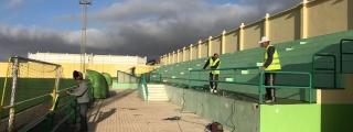 Teguise mejora las instalaciones deportivas de cara a la nueva temporada