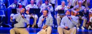 Los Gofiones presentan en Lanzarote su espectáculo '50 años por ti'