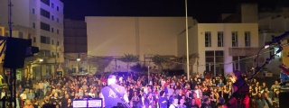El rock volvió a triunfar en Arrecife