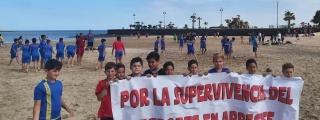 Los clubes de Arrecife abandonan las instalaciones municipales por el impago de las subvenciones