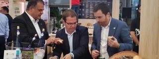 Antonio Morales: ''Trabajamos para que los productos de Lanzarote se sigan conociendo''