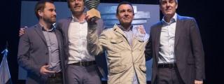 Emilio Tavío Cabrera, premio a la trayectoria deportiva en Deportes Autóctonos y Juegos Tradicionales de Canarias