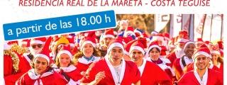 La Carrera de Papá Noel será la antesala de la Font Vella International Marathon